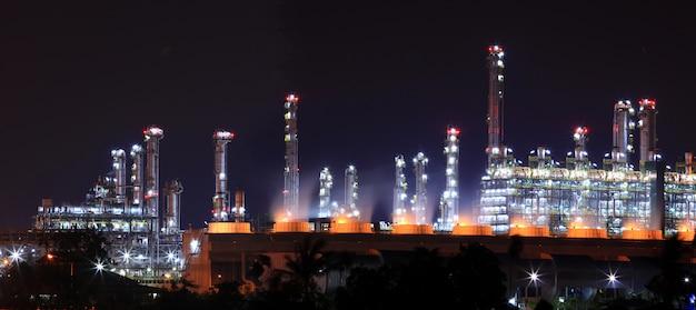 Impianto di raffineria