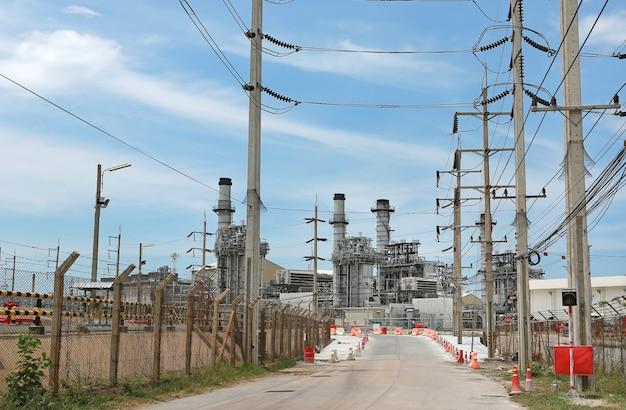Impianto di separazione del gas