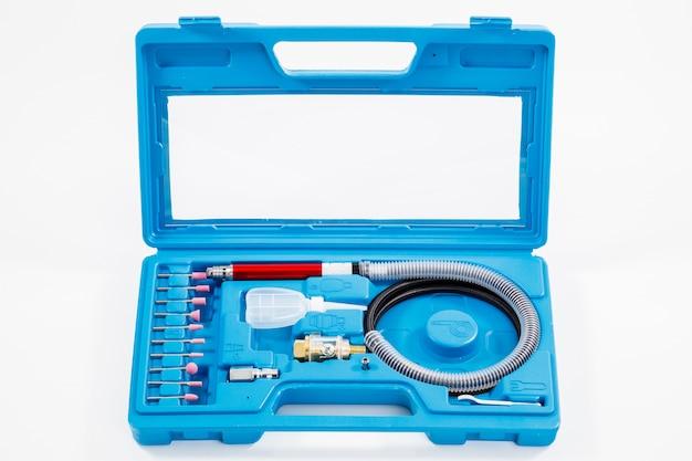 Impostare il kit spogliarellista incisore