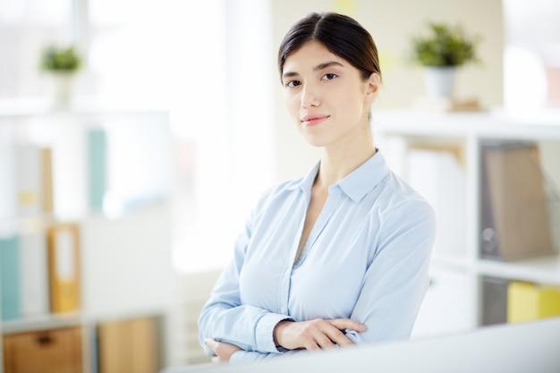 Imprenditrice in carica