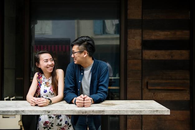 Incontri coppia asiatica