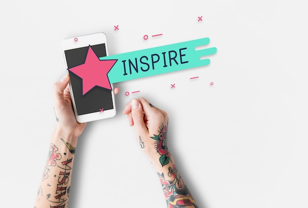 Incredibile passione gratuita soulful inspire graphics