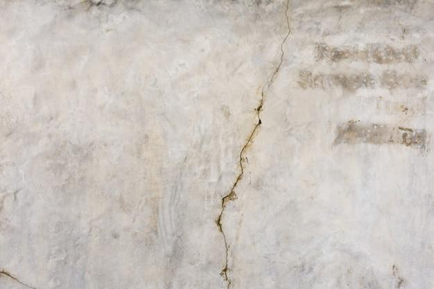 Incrinato sfondo vintage muro di cemento. priorità bassa della parete dell'estratto di struttura del primo piano vecchio.