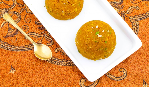 Indiano special sweet food halwa