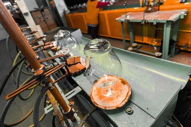 Industria degli articoli in vetro