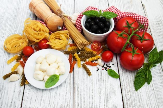 Ingredienti alimentari italiani