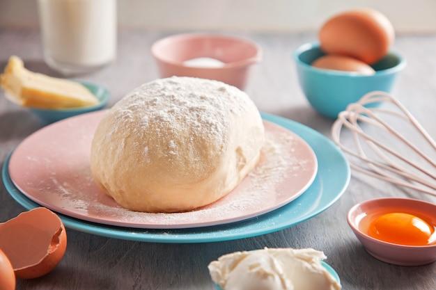 Ingredienti per la cottura e pasta