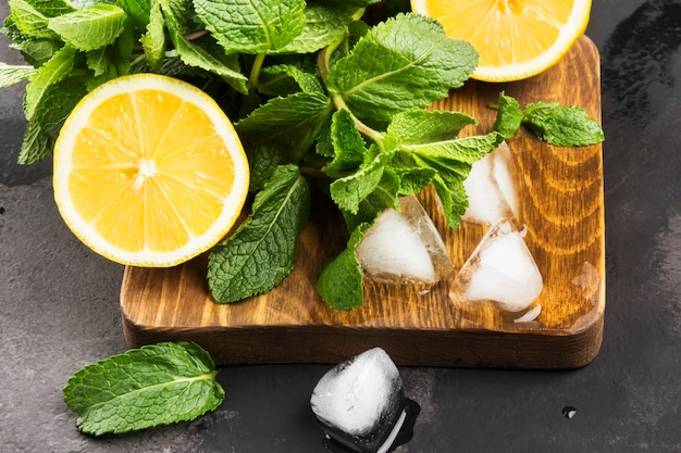 Ingredienti per la limonata
