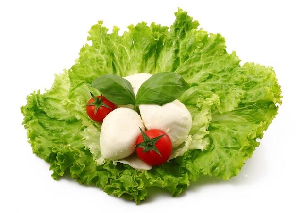 Insalata di mozzarella in bianco