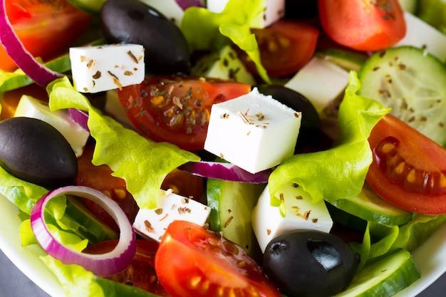 Insalata greca fresca