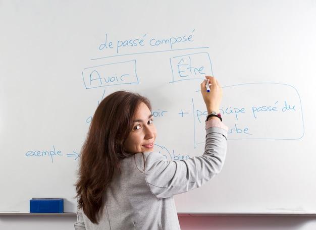 Insegnante di lingue