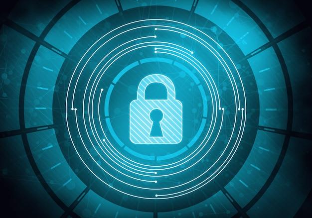 Interfaccia touch screen con blocco di sicurezza e sicurezza