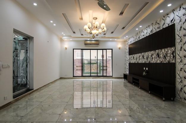 Interior design classico di lusso della hall