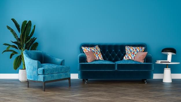 Interior design moderno. sfondo decorativo di una casa, appartamento, ufficio o hotel.