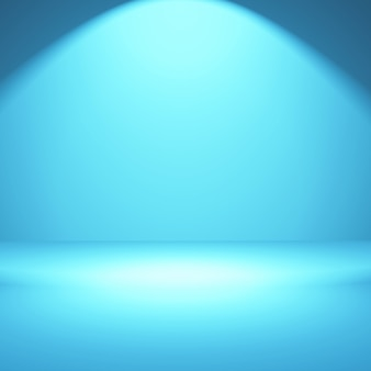 Interni minimalisti con illuminazione spot
