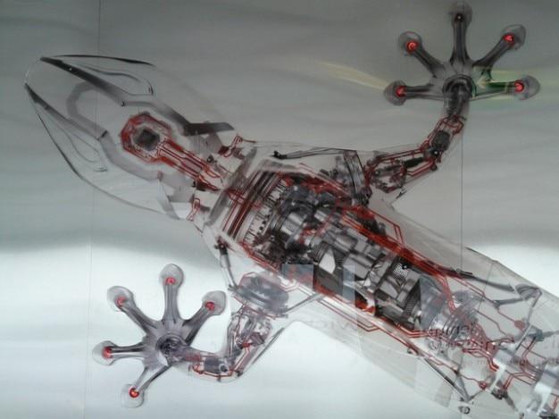 Interni tecnologia rettile motore salamander funzionamento