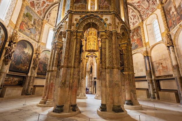Interno del convento di cristo