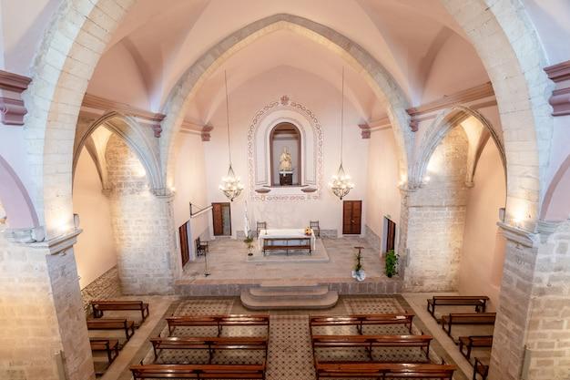 Interno di una chiesa