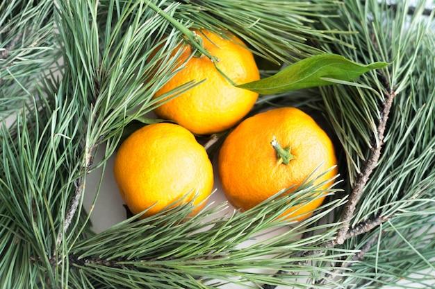 Intero sfondo succoso mandarino maturo