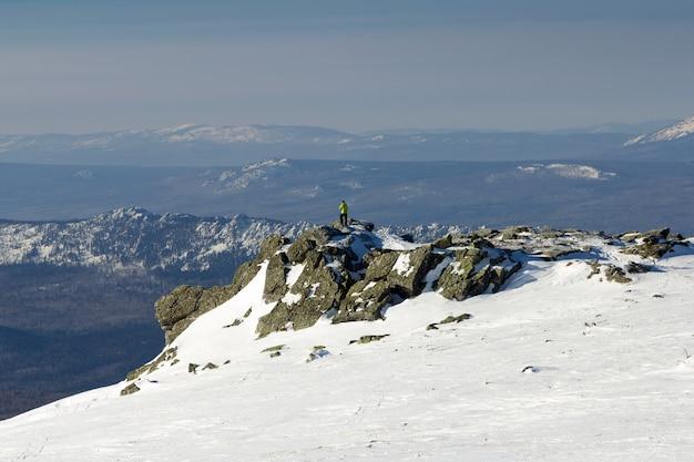 Inverno in montagna