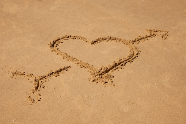 Iscriviti sulla spiaggia