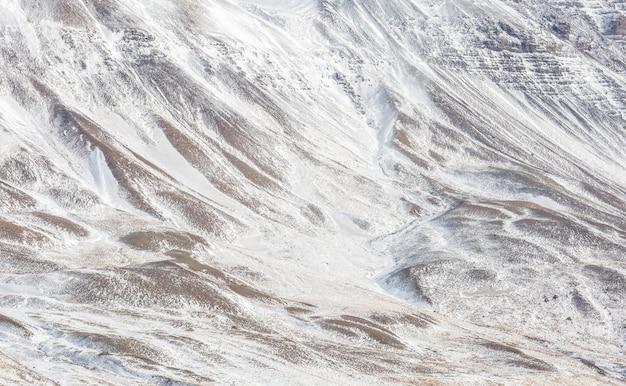 Islanda paesaggio invernale
