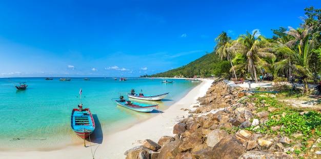 Isola di koh phangan, thailandia