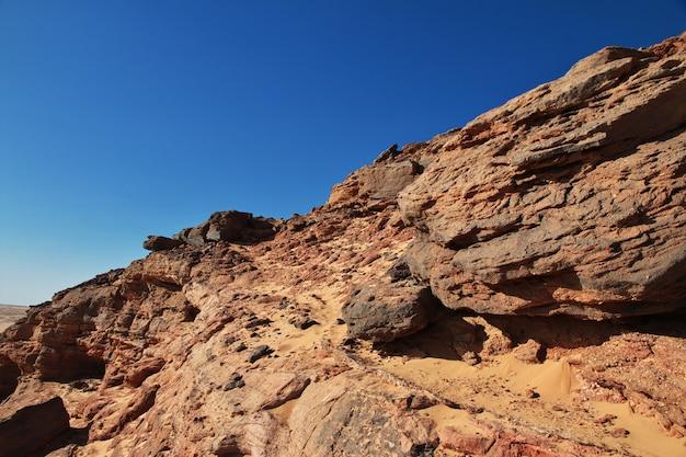Jebel barkal è una montagna sacra in sudan