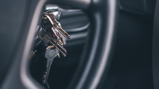 Key locking e avvio del veicolo