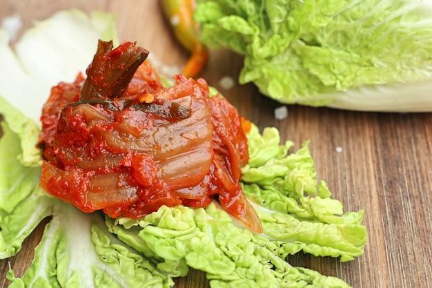 Kimchi cavolo - cibo coreano