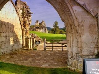 Kirkham abbazia