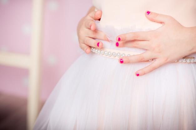 L'abito da principessa
