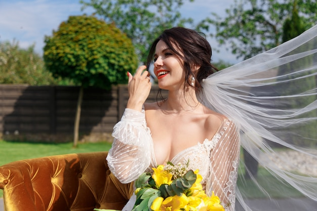 L'affascinante sposa