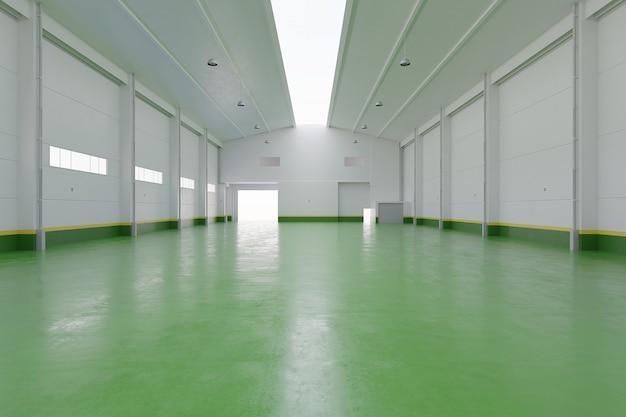 L'area si trovava nel settore ha messo la fabbrica di idee.