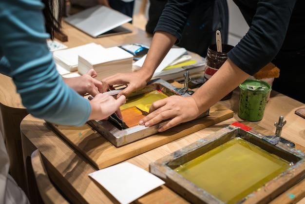 L'arte del laboratorio di carta