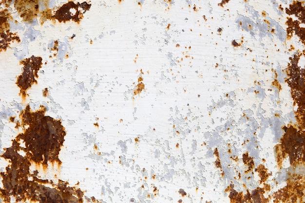 L'estratto ha corroso la priorità bassa arrugginita variopinta del metallo