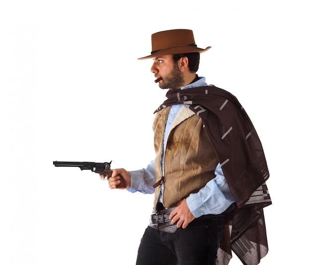 L'uomo nel lontano ovest