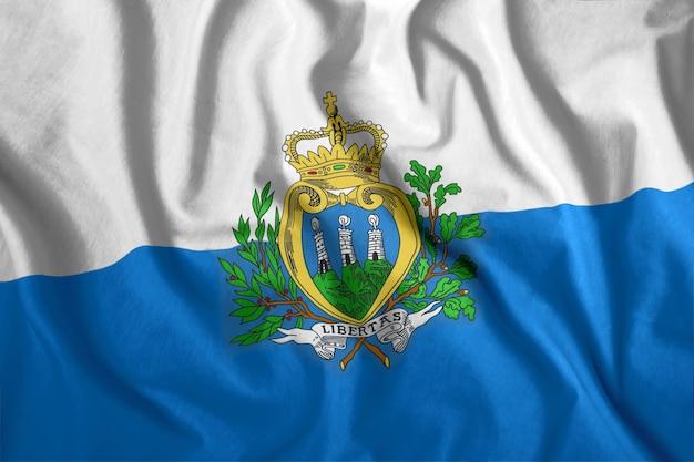 La bandiera di marino