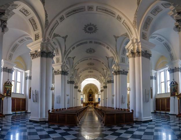 La beata vergine maria cattedrale di odessa, in ucraina