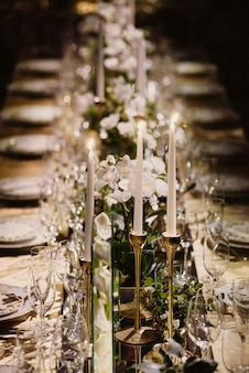 La bellezza nei dettagli di questo delizioso tavolo