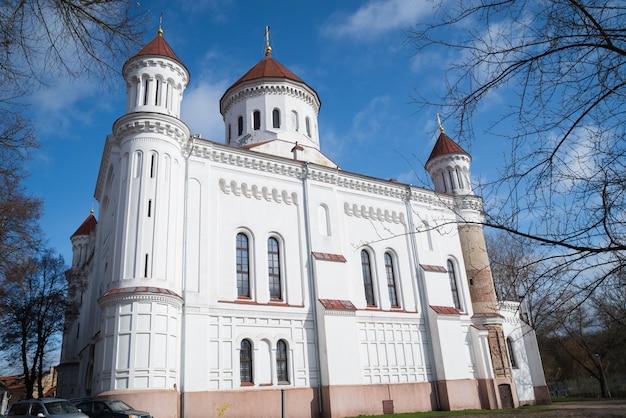 La cattedrale della più pura madre di dio, vilnius