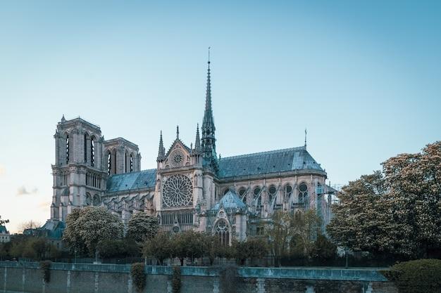 La cattedrale di notre dame de paris