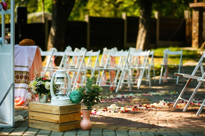 La cerimonia del matrimonio