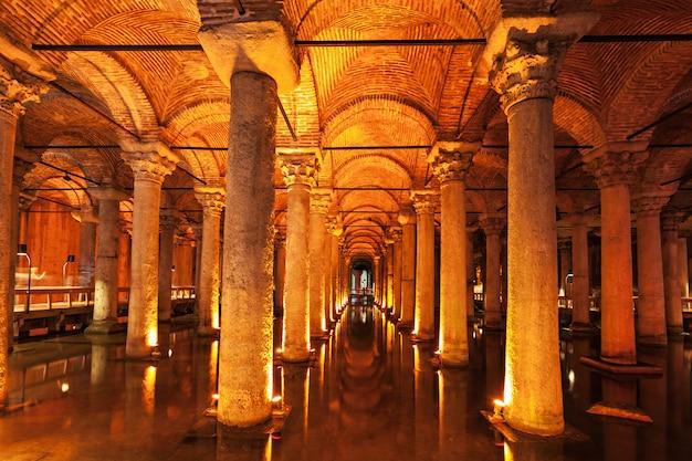 La cisterna basilica