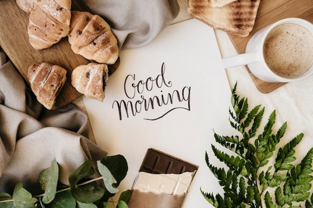 La colazione del buon mattino