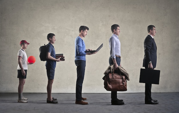 La crescita professionale
