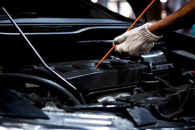 La cura dell'auto regolare rende l'auto