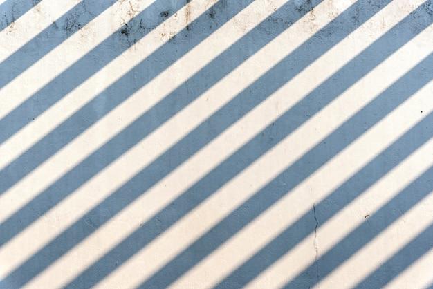 La luce di parete astratta e ombre texture di sfondo