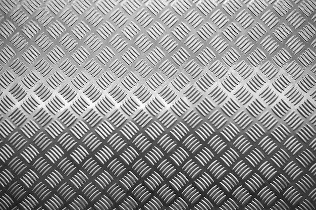 La nuova luce del pavimento del diamante del metallo e fondo di struttura dell'ombra