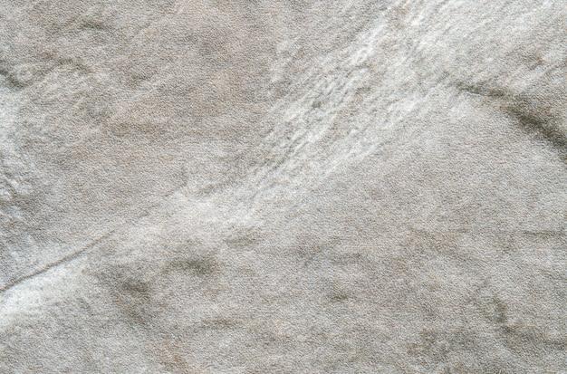 La parete di pietra di superficie del primo piano nel giardino ha strutturato il fondo